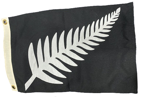 Silver Fern Courtesy
